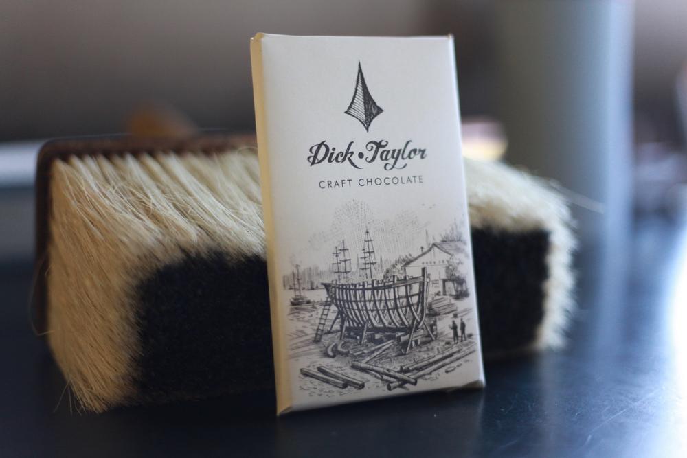 Dick Taylor Chocolate Letterpress American Craft Chocolate