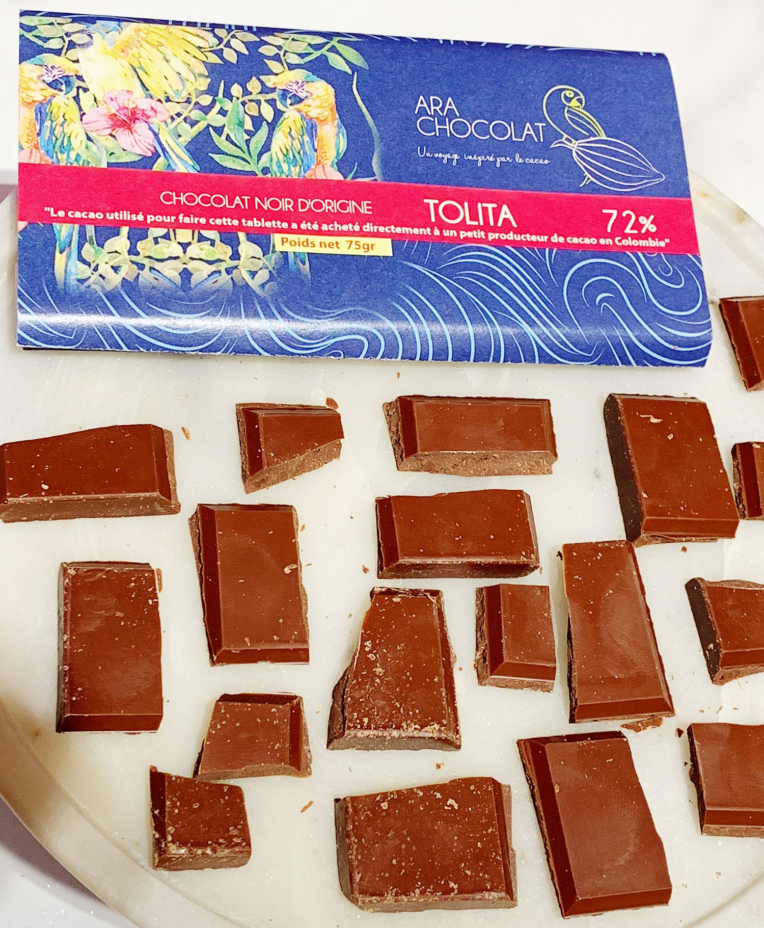 Notes From the Underground Chocolate Salon — Chocolate Noise