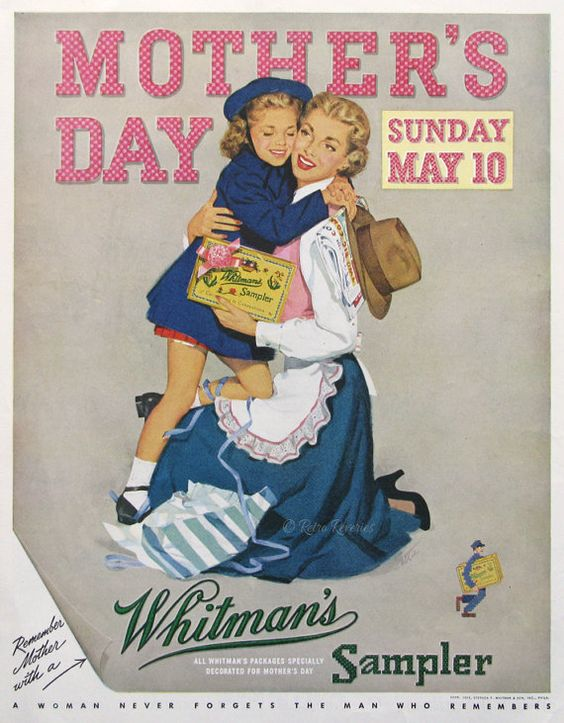 A 1953 Whitman's ad