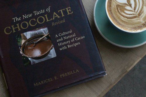 the new taste of chocolate revised a cultural natural history of cacao with recipes