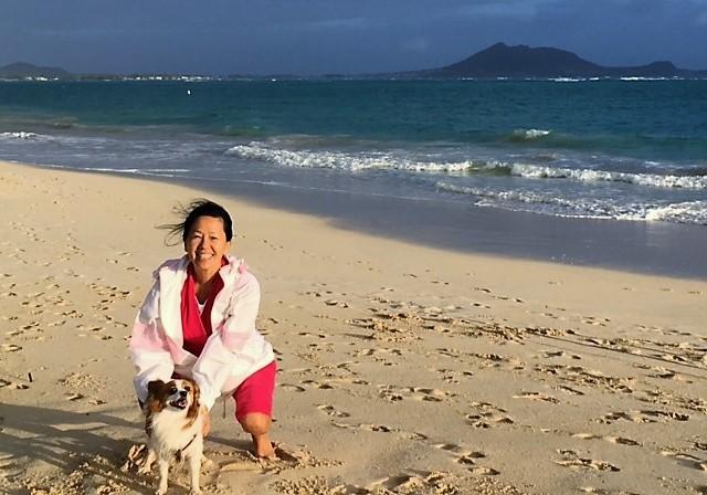 ハワイのライフコーチ、国陶ゆかり Yukari Kunisue, Life Coach in Hawaii