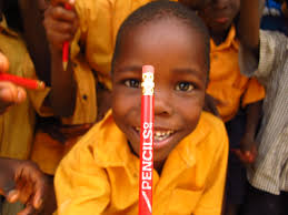 Pencil of Promise  https://pencilsofpromise.org/