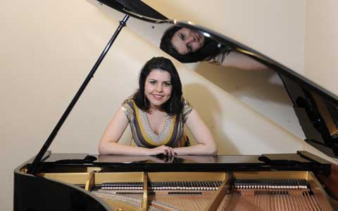 イラクの若手音楽家ズハール・サルタンさん