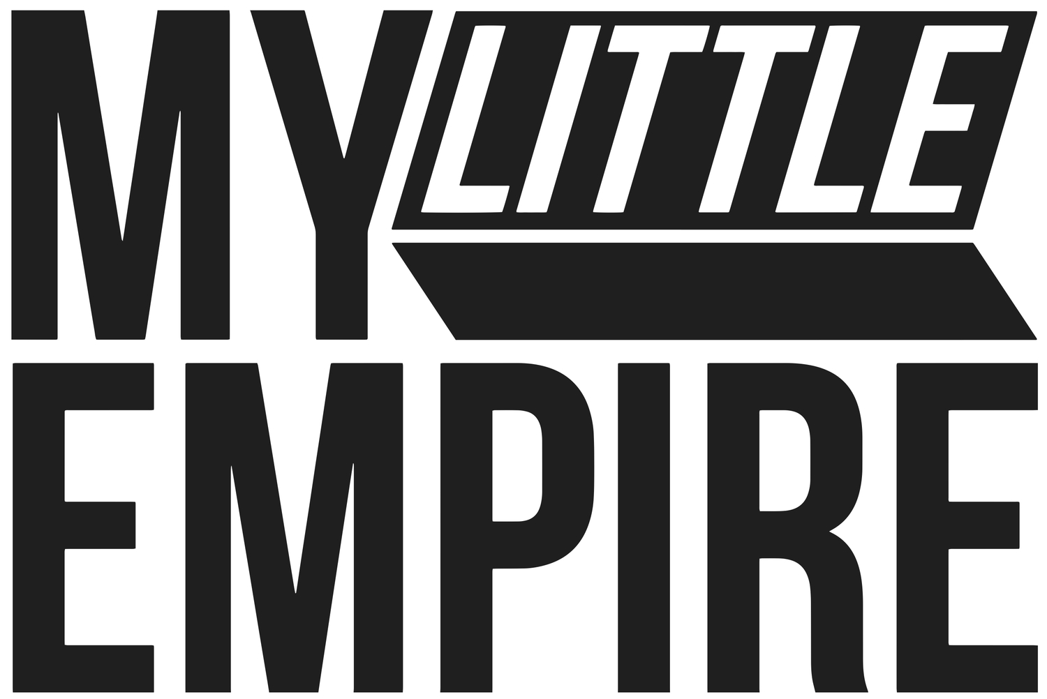My Little Empire Records