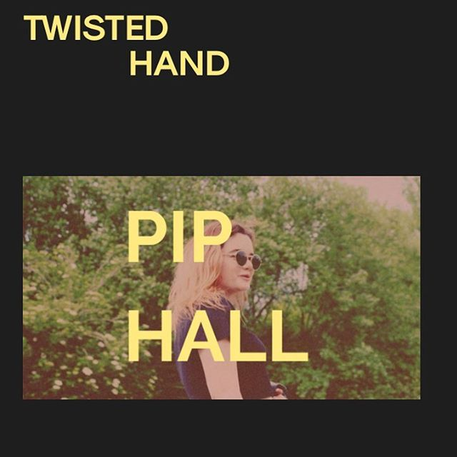 Big love to our good pal @twistedhandmusic , a very good new blog with taste to die for! You should totally check them out and read about the new @ppip.hallmusic track. X #sxsw2019  #newmusictuesday