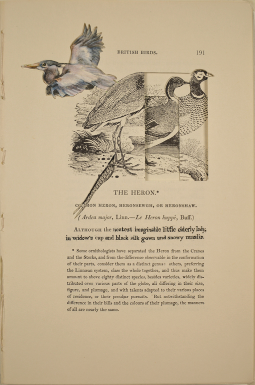 The Heron (Alice Fairfax)