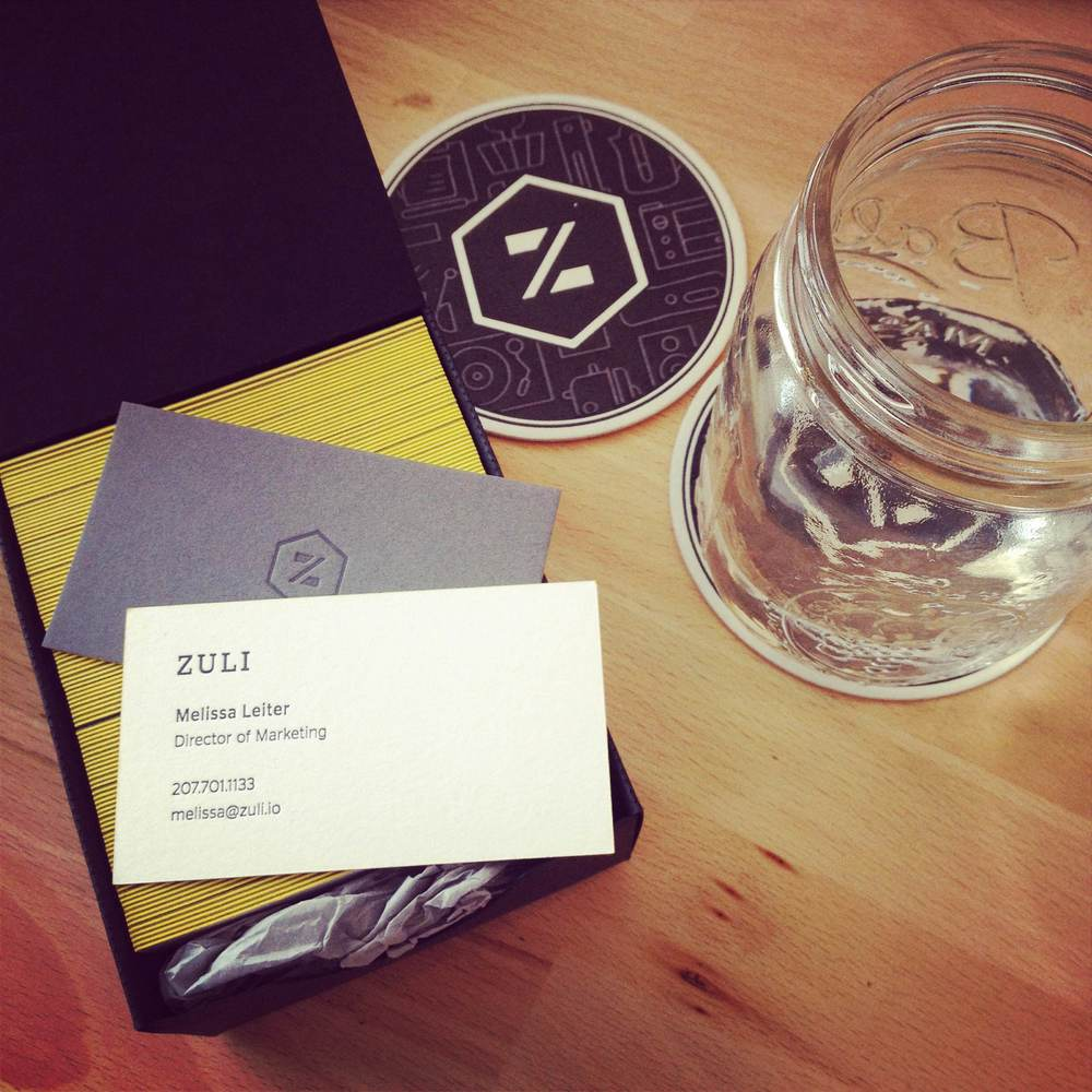 Zuli Business Cards