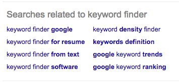 effective keyword strategy