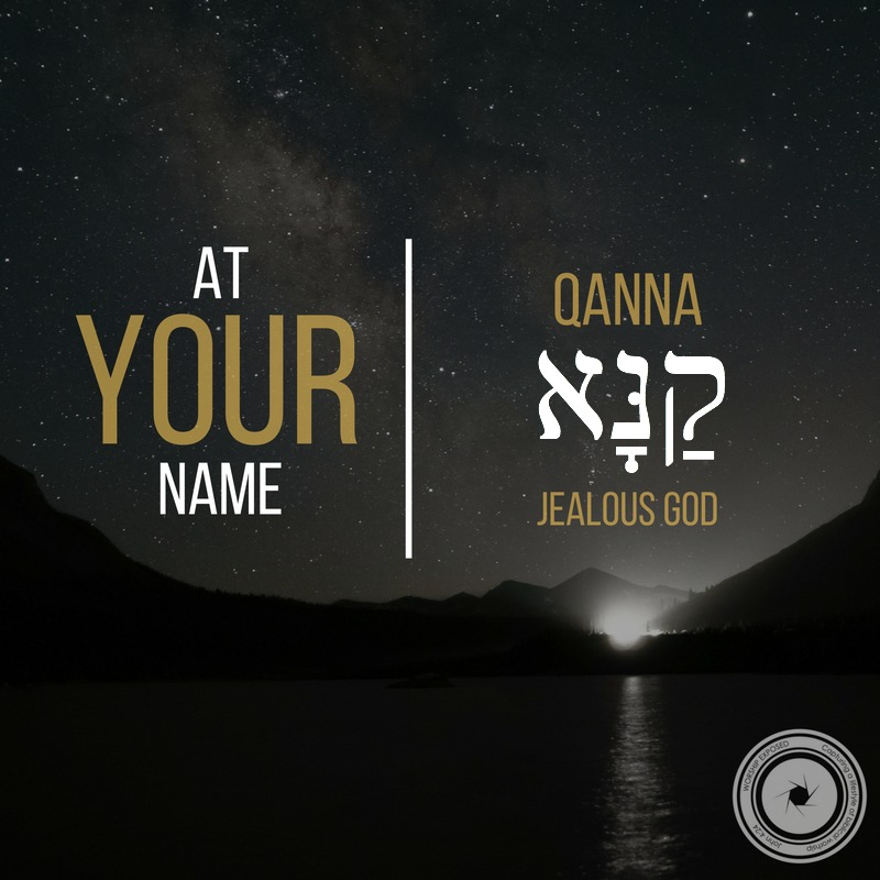 At Your Name: Qanna — Worship Exposed
