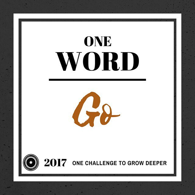 """""""I was not going to let anything detour me from my goals, so whether I felt like it or not, I had to keep pushing."""" Check out this weeks post in the """"One Word"""". Link in our bio! Check it out!"""