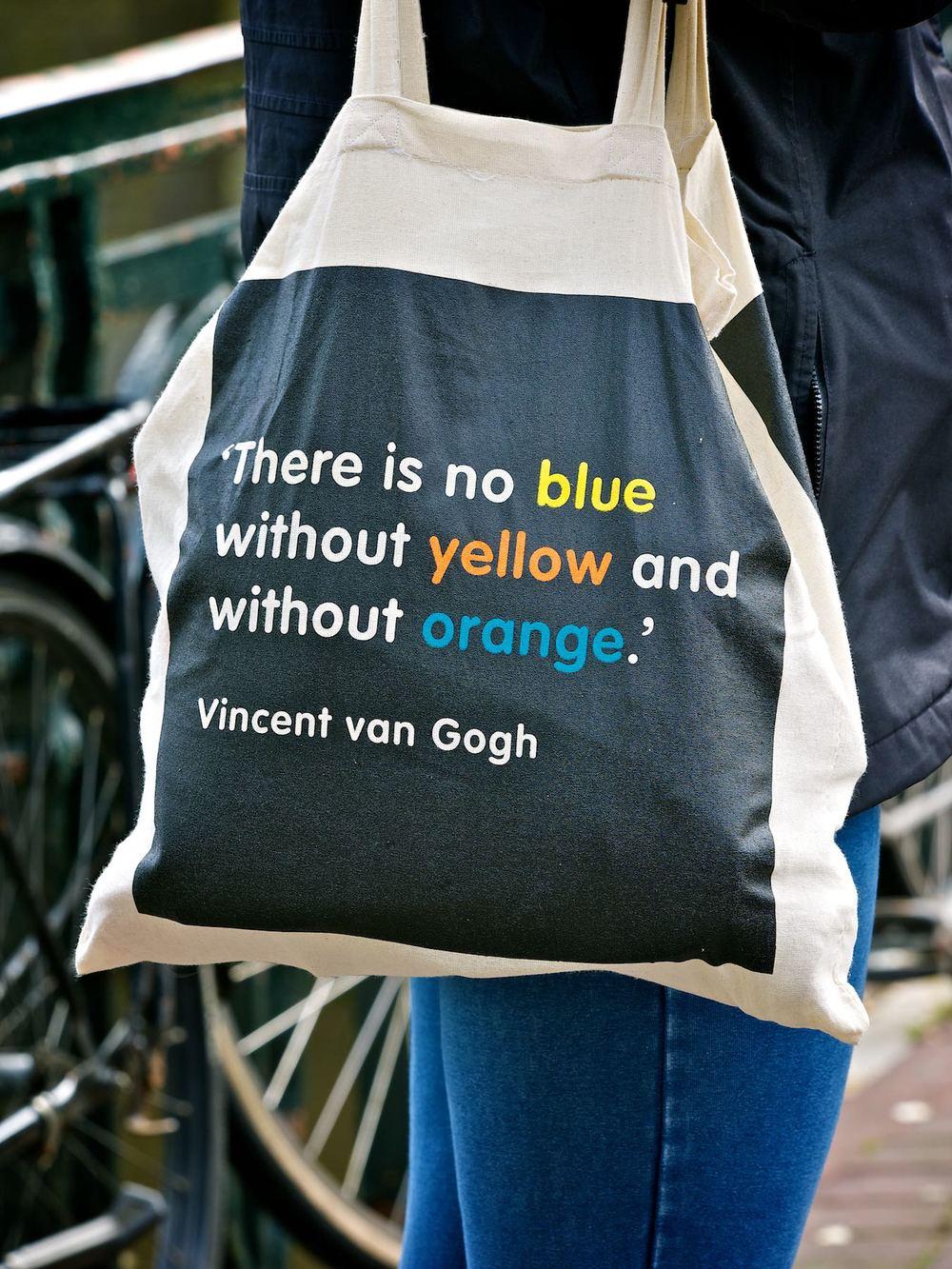 Van Gogh's words