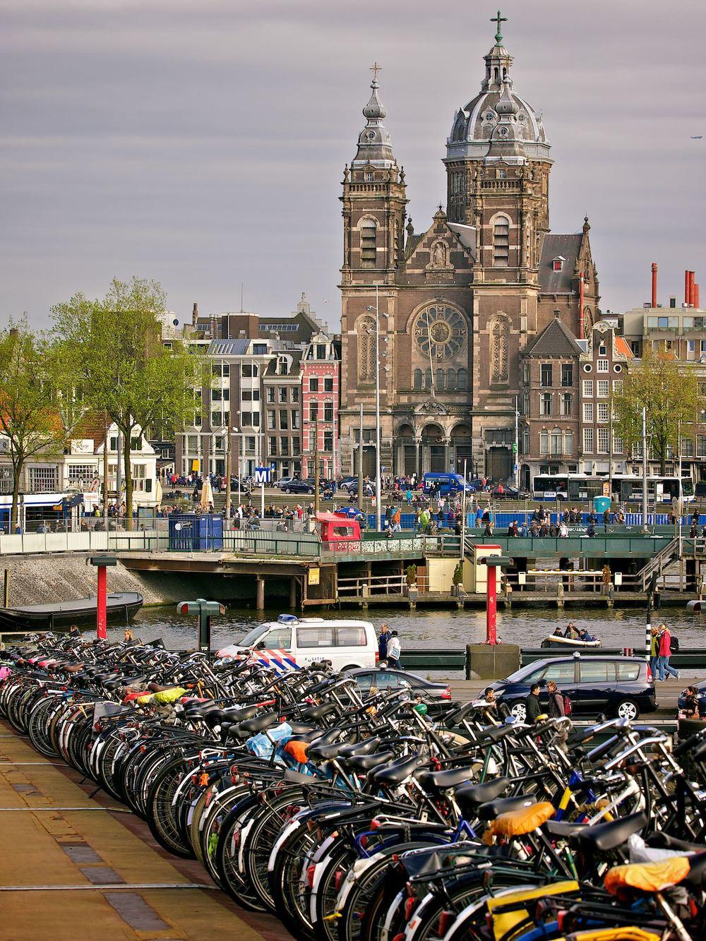 Bikes and Bikes