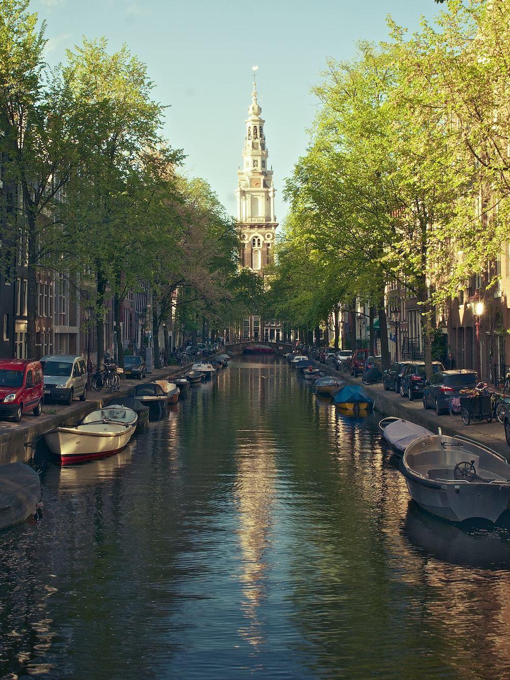 Canal & Church