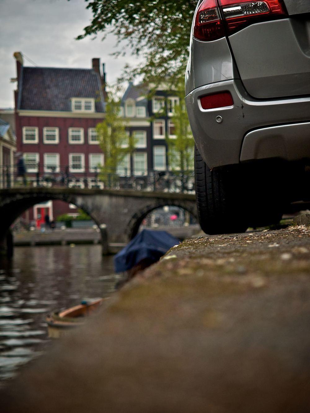 Parking Hazard