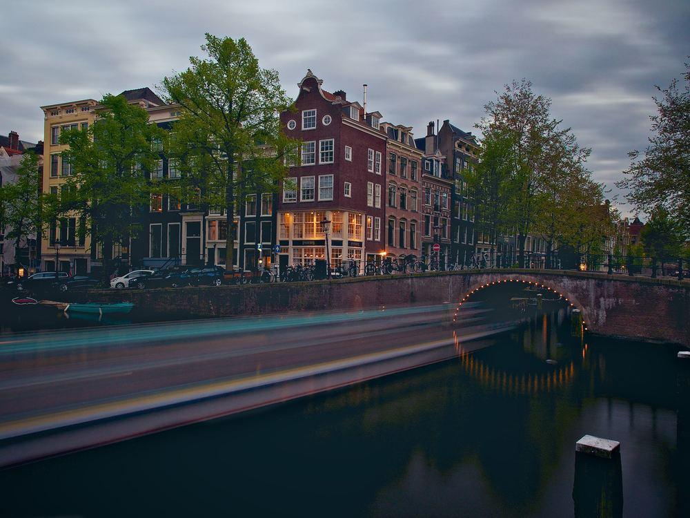 Gloomy Canal