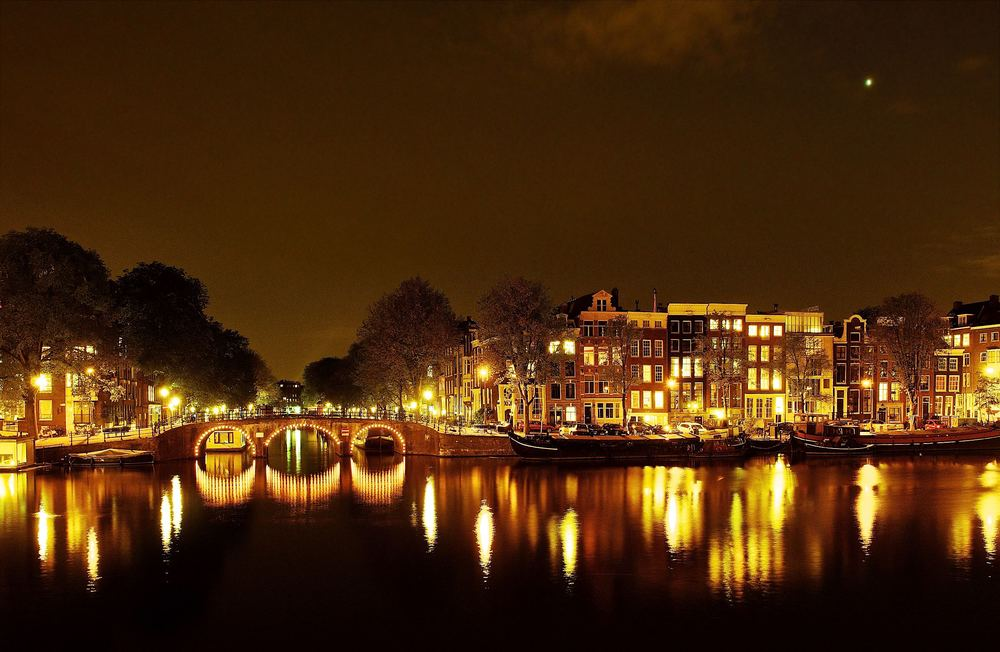 Nightly Canals again