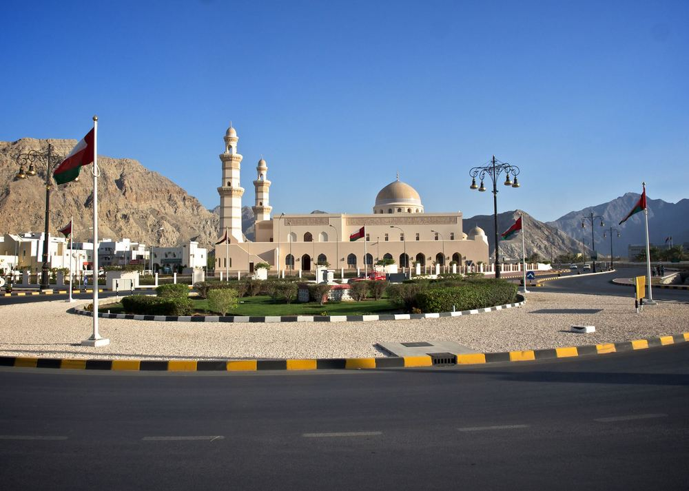 Khasab Center Mosque