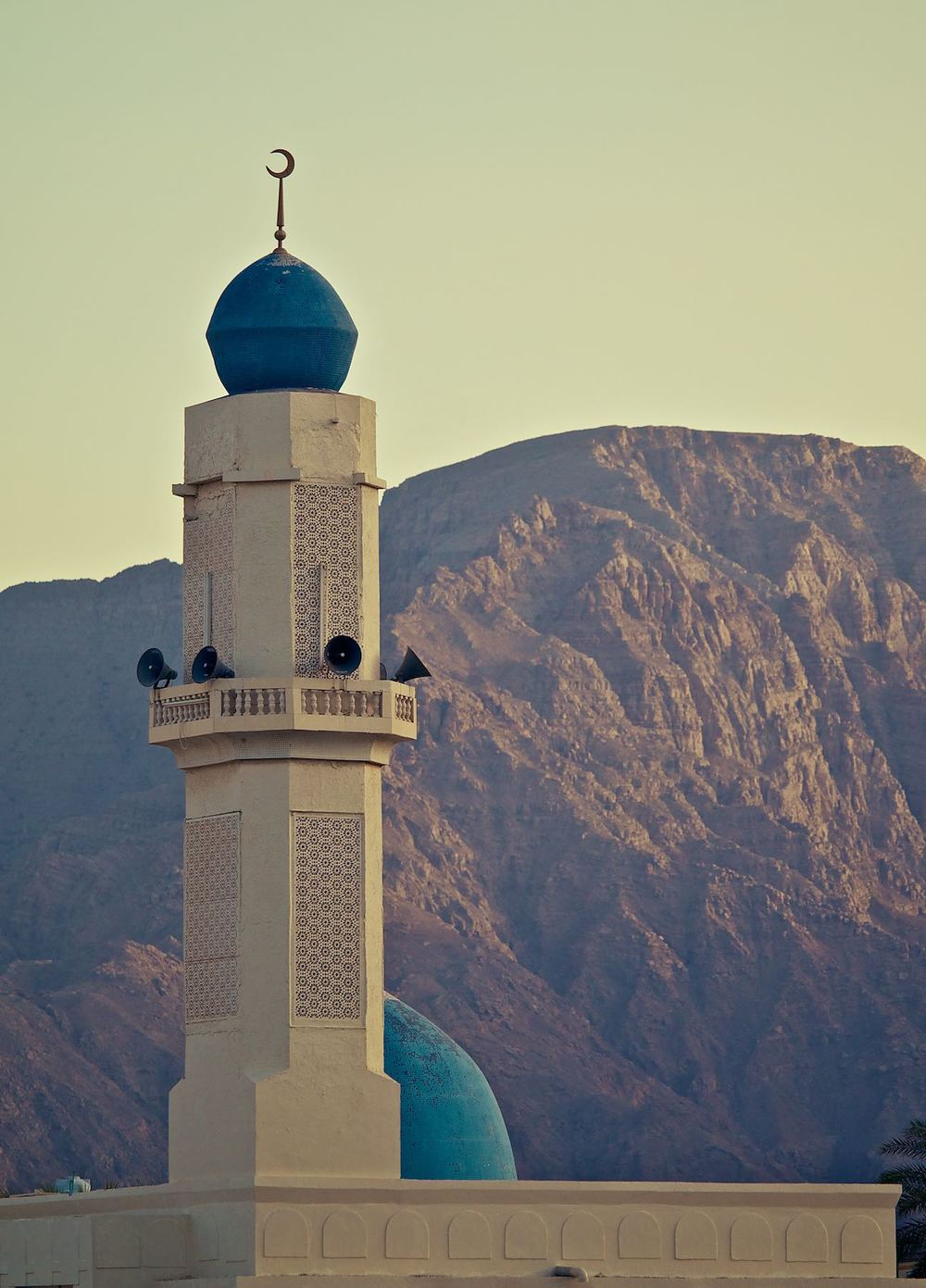 Mosques & Mountains