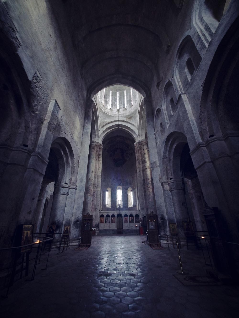 Alaverdi Monastery Interior