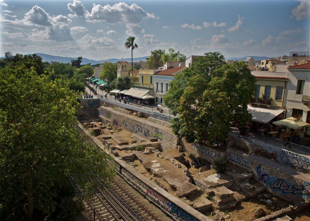 Trains & Ruins