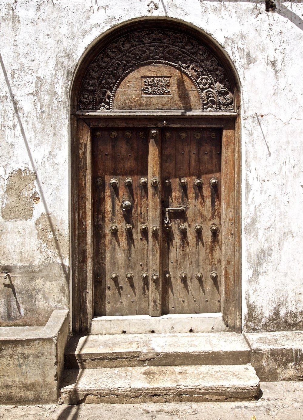 Indian Door
