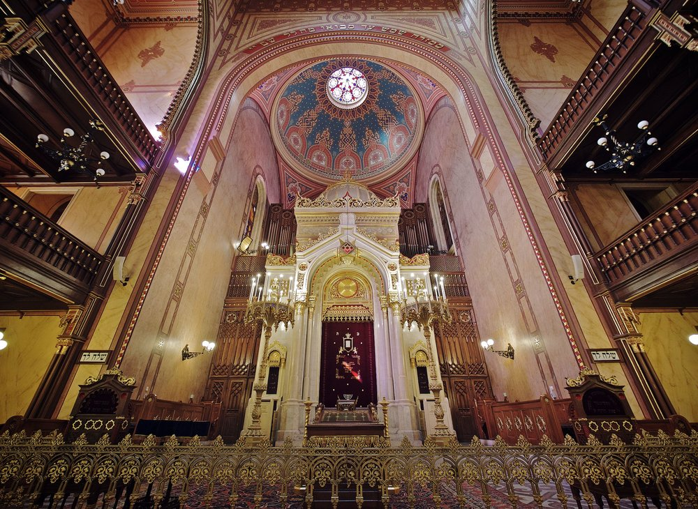 Synagogue Interiors