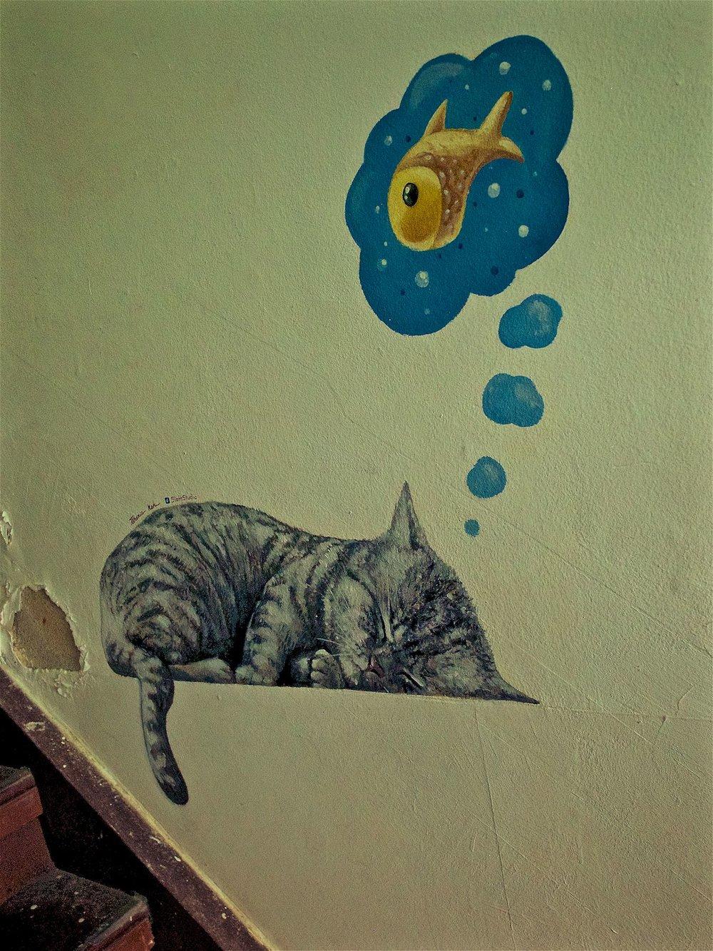 Fishy Dreams