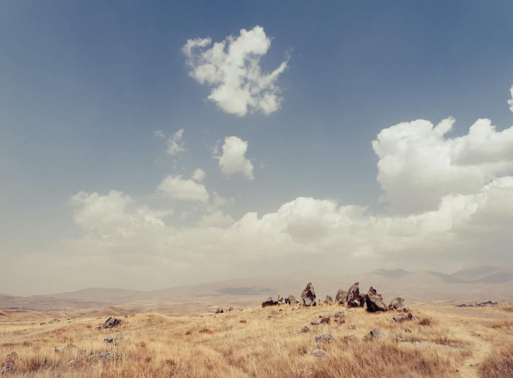 The Armenian Stonehenge
