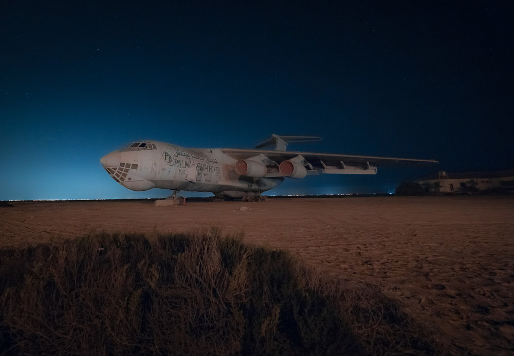 The Abandoned Plane