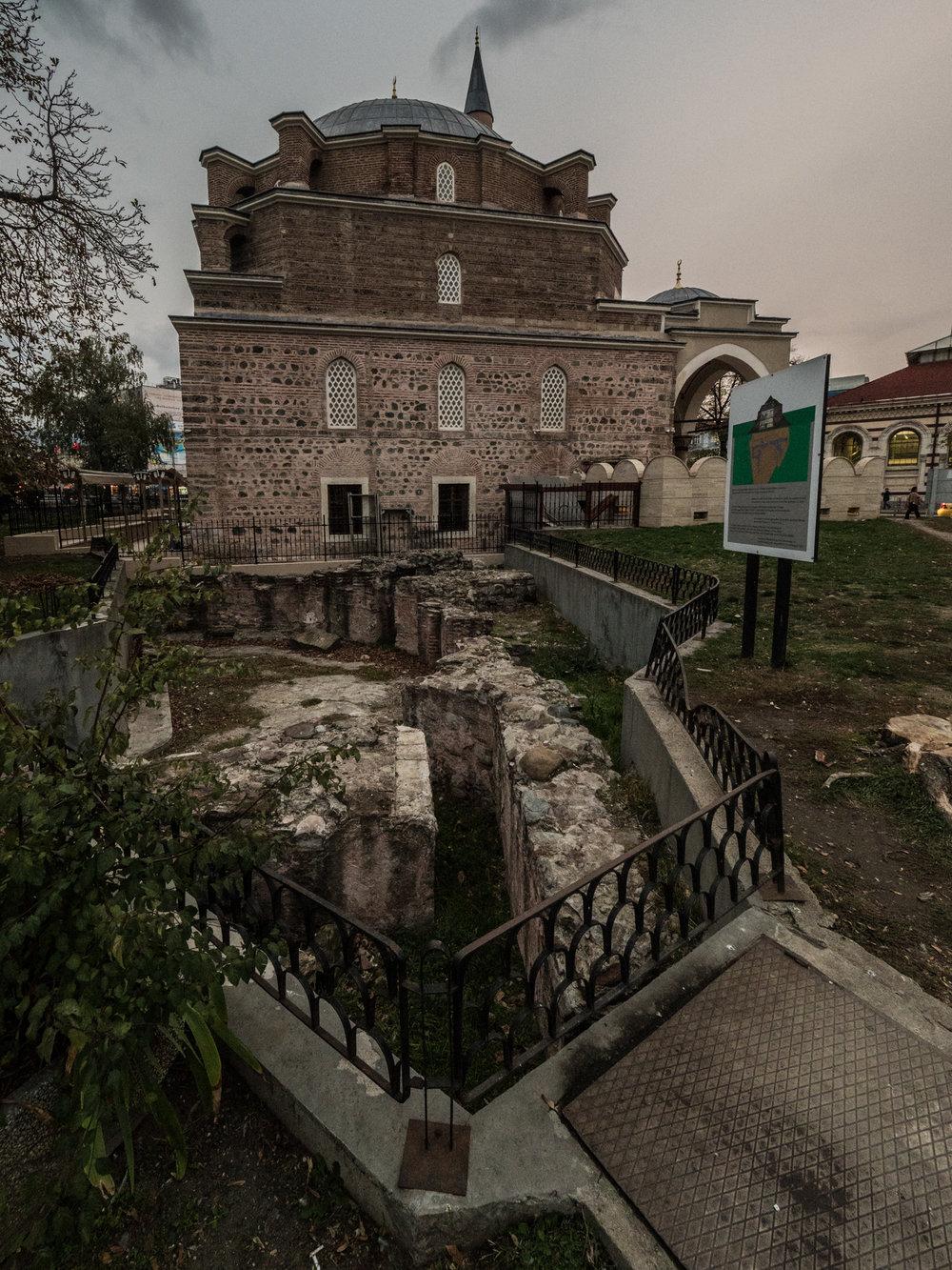 Sofia Central Mosque