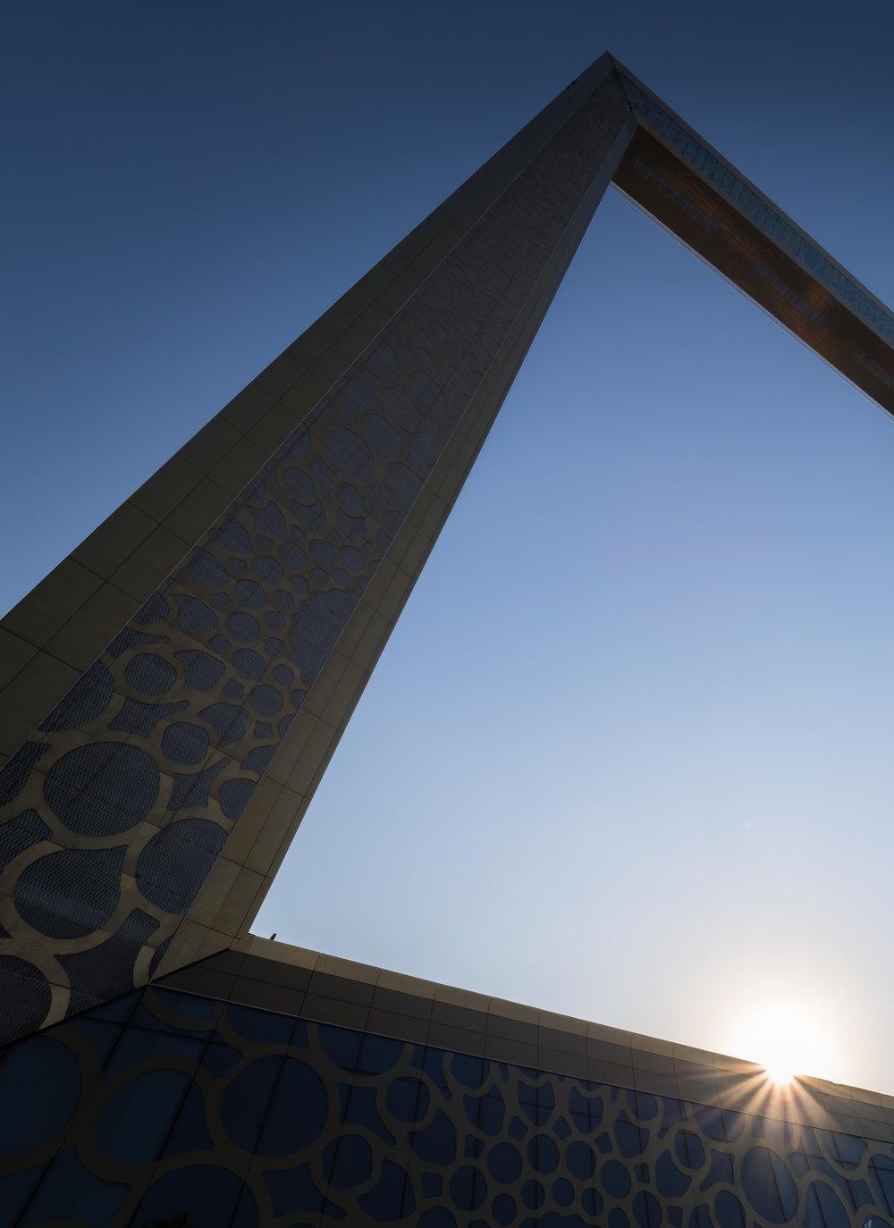 The Dubai Frame