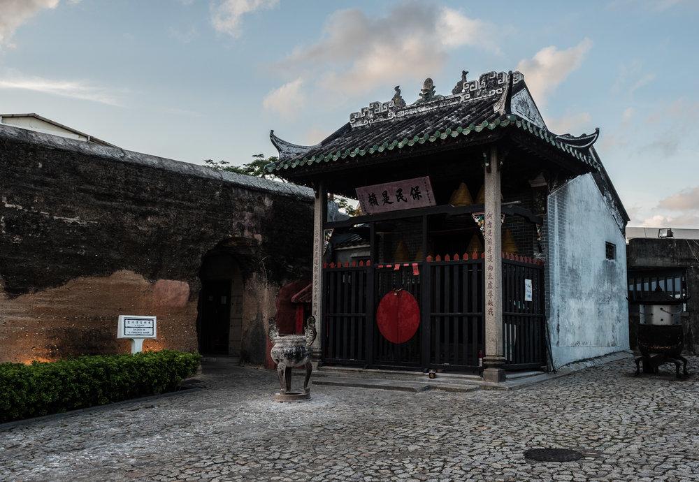 Templo de Na Tcha