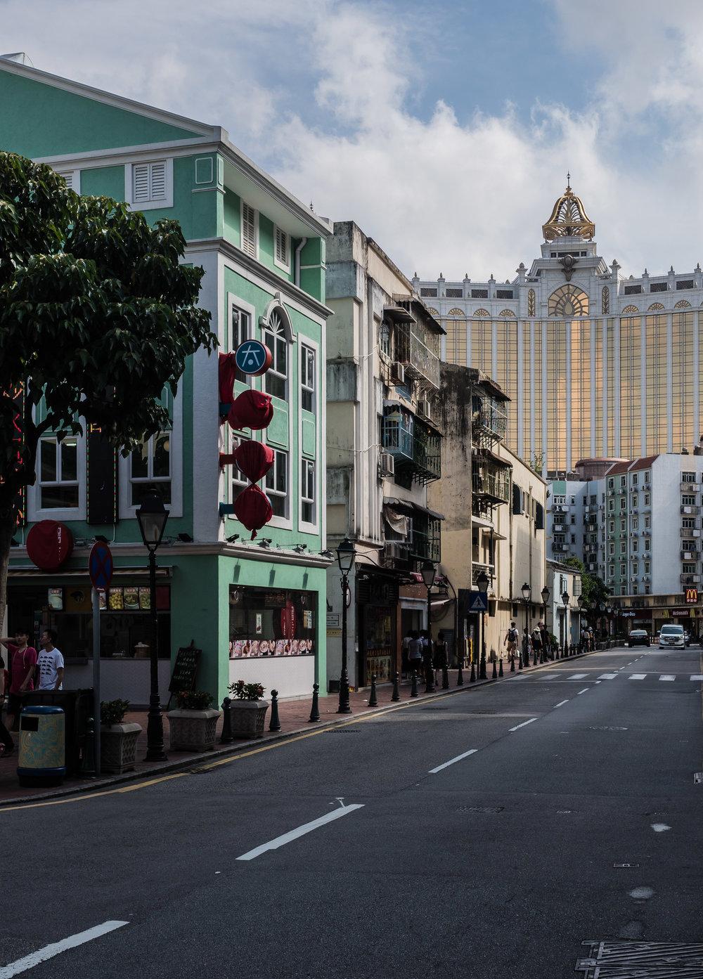 Streets of Taipa