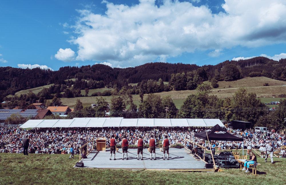 Alphorn Concert