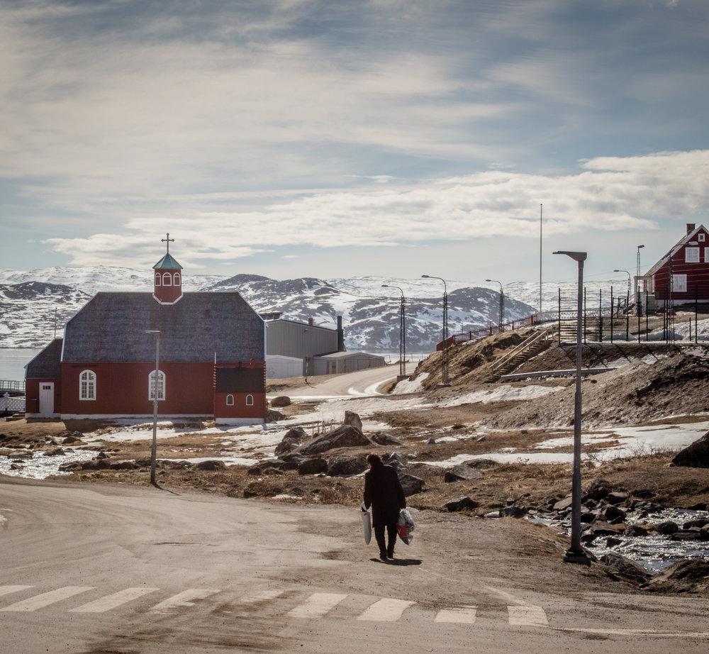 #Greenland #Greenlandpioneer #Qaqortoq