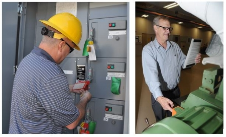 Lockout/Tagout Inspections.