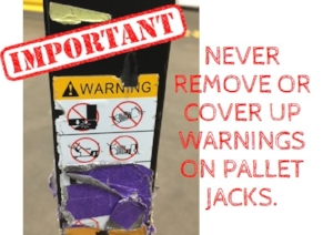 Pallet Jack Warning Sticker.JPG