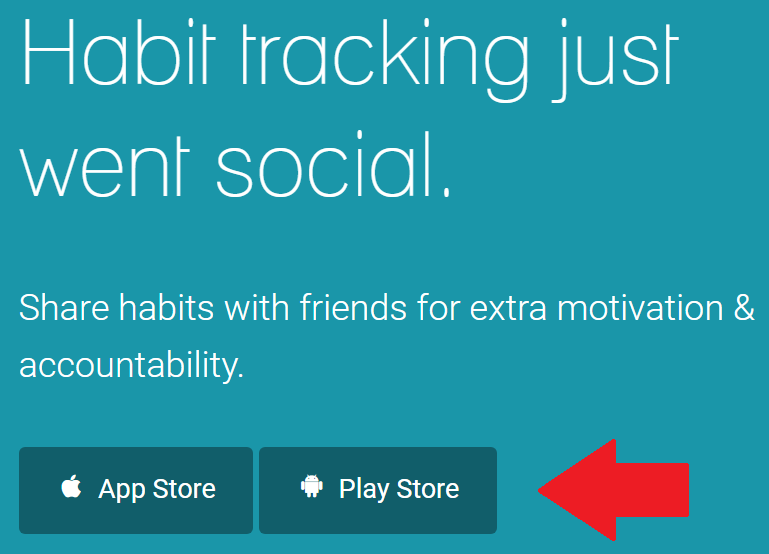 HabitShare Install Buttons w Arrow.png