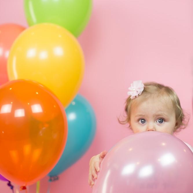 Skyler's One-Year Old Birthday Celebration