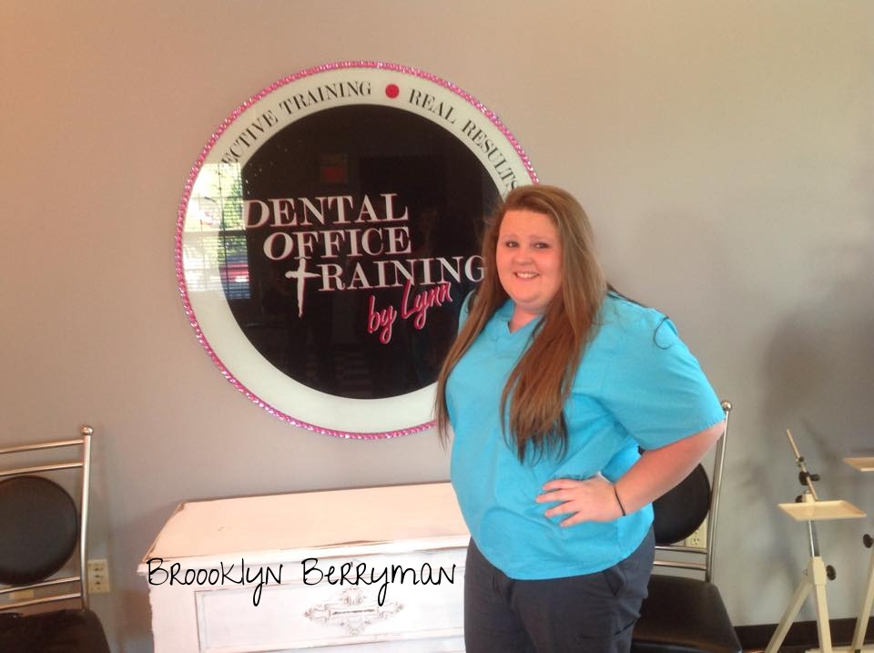 DOT By Lynn Dental Assistant August Graduate