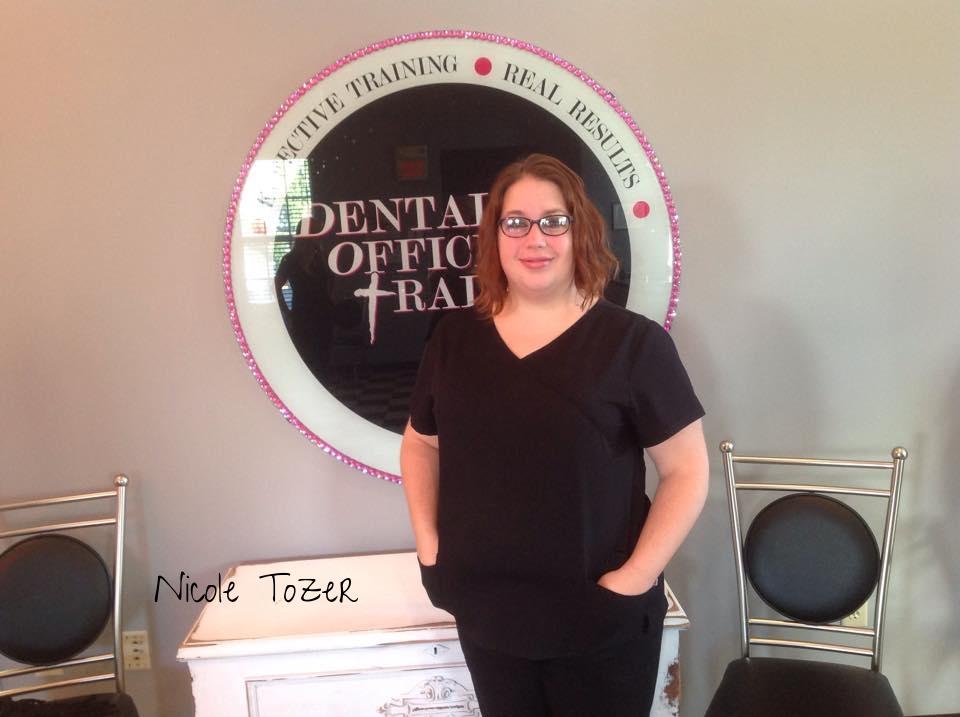 DOT By Lynn Dental Assistant August Graduate