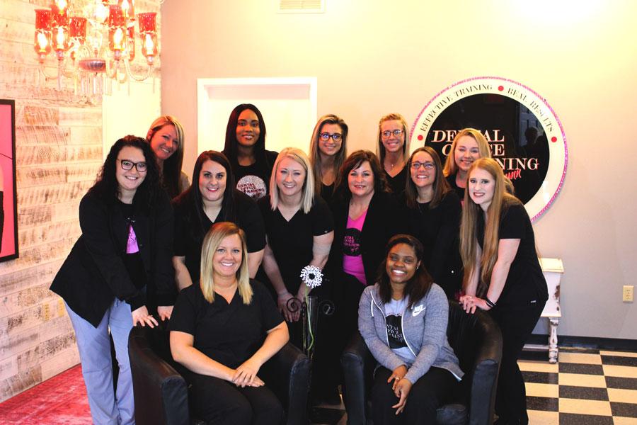 Meet Your Dental Assistants! - January 2018 Graduating Class