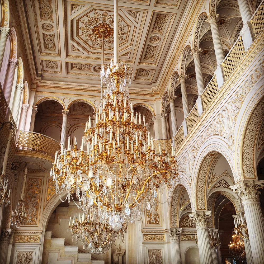 The beautiful Winter Palace