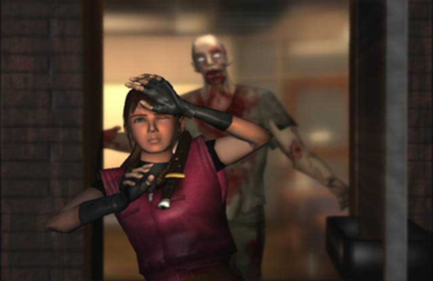 Liner Notes Vii The Atmosphere And Drama Of Resident Evil 2