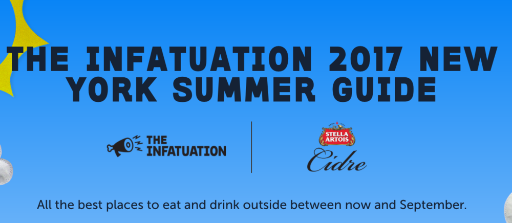 Invite only event, Get the summer guide  HERE .