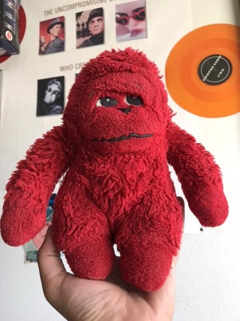 Red Monkey Vintage