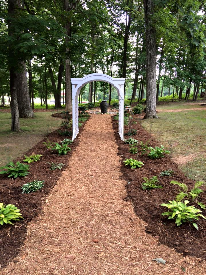 Hickory Grove Prayer Garden