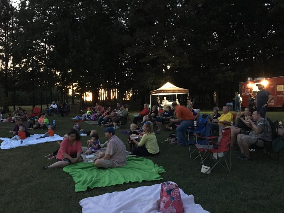 Outdoor Family Movie Night!