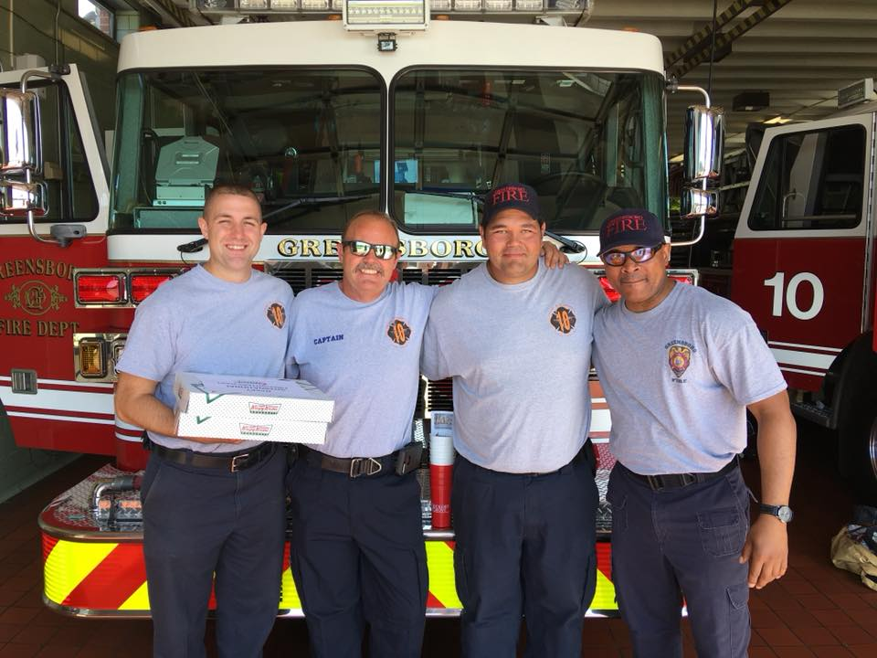 Firefighter Appreciation Outreach