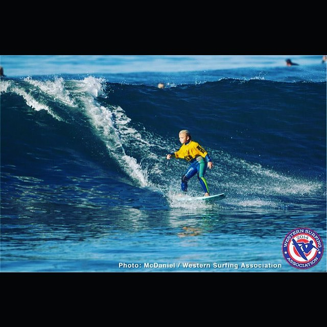 7 year old Ella Moss about to set her line on this solid set wave in the last @surfwsa surf contest in Huntington Beach! Look for Ella and the rest of the #crookssurfessentials team this Saturday and Sunday at the @surfwsa  surf contest at the San Clemente Pier! 🌊🏄😎☝️️👍 @ellamosssc  #beach #surf #surfer #surfing #surfcontest #surflessons #surfcoach #compete #team #sports #fun #active #lifestyle #healthy #kids